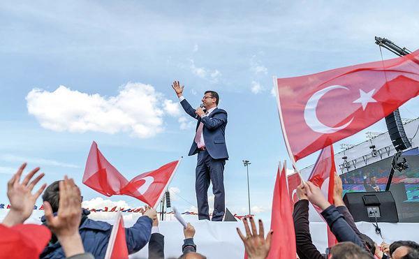 انتخابات استانبول,اخبار سیاسی,خبرهای سیاسی,اخبار بین الملل