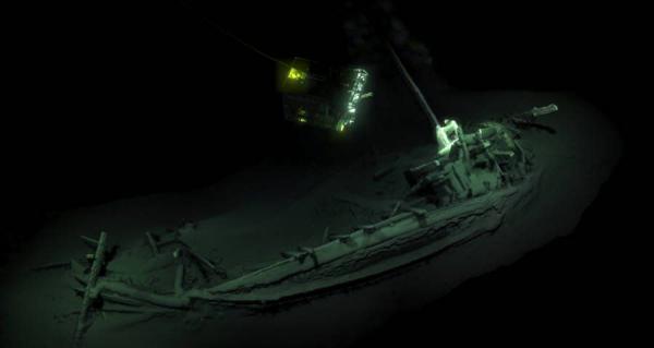 قدیمیترین کشتی دست نخورده جهان,اخبار جالب,خبرهای جالب,خواندنی ها و دیدنی ها