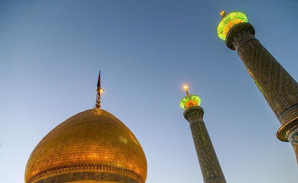 حرم حضرت عبدالعظیم (ع),اخبار مذهبی,خبرهای مذهبی,فرهنگ و حماسه