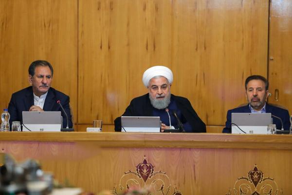 رئیسجمهور: توقف برخی اقدامات در چارچوب بندهای ۲۶ و ۳۶ برجام، حداقل اقدام تهران است
