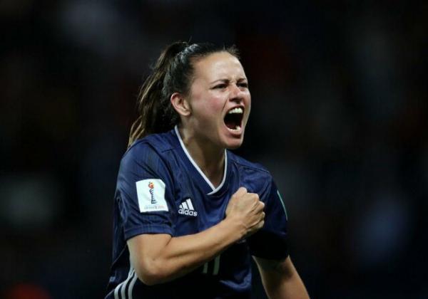 بازگشت تاریخی آرژانتین در جام جهانی فوتبال زنان