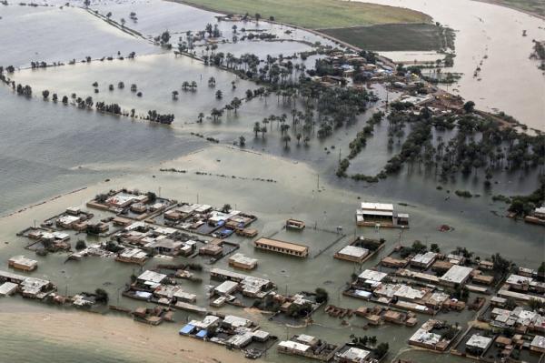 مناطق سیل زده خوزستان,اخبار اجتماعی,خبرهای اجتماعی,شهر و روستا