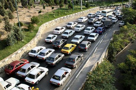 آخرین وضعیت راه های کشور,اخبار اجتماعی,خبرهای اجتماعی,وضعیت ترافیک و آب و هوا