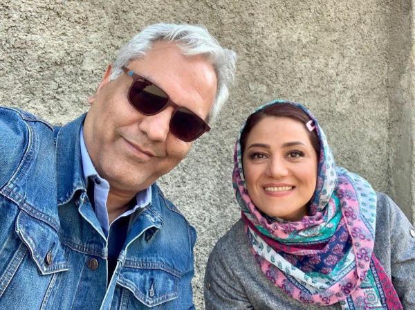 مهران مدیری و شبنم مقدمی,اخبار هنرمندان,خبرهای هنرمندان,بازیگران سینما و تلویزیون