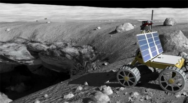 ماه,اخبار علمی,خبرهای علمی,نجوم و فضا