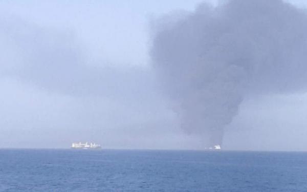 حمله به دو نفت کش در آبهای عمان,اخبار سیاسی,خبرهای سیاسی,خاورمیانه