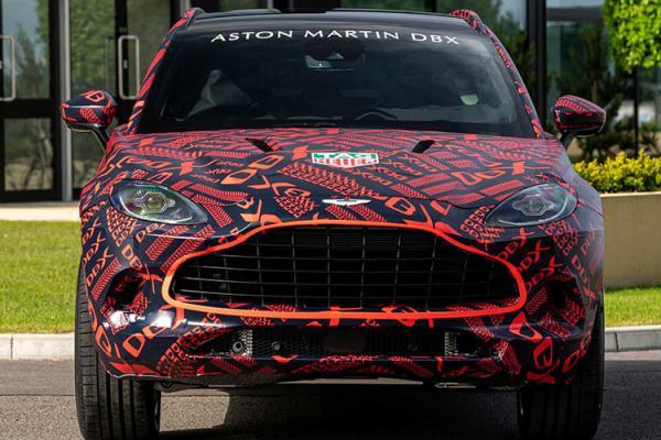 استون مارتین DBX,اخبار خودرو,خبرهای خودرو,مقایسه خودرو