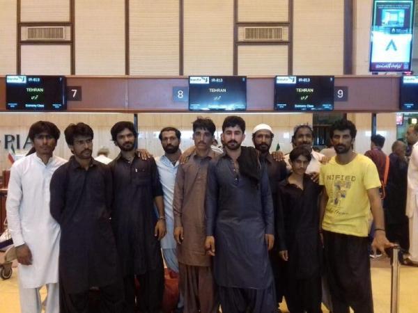 آزادی ملوانان ایرانی در پاکستان,اخبار سیاسی,خبرهای سیاسی,سیاست خارجی