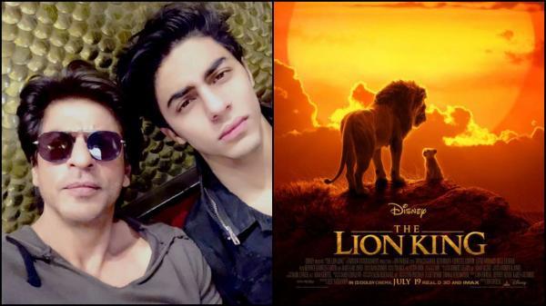 شاهرخ خان و پسرش,اخبار فیلم و سینما,خبرهای فیلم و سینما,اخبار سینمای جهان