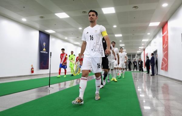 امید نورافکن,اخبار فوتبال,خبرهای فوتبال,فوتبال ملی