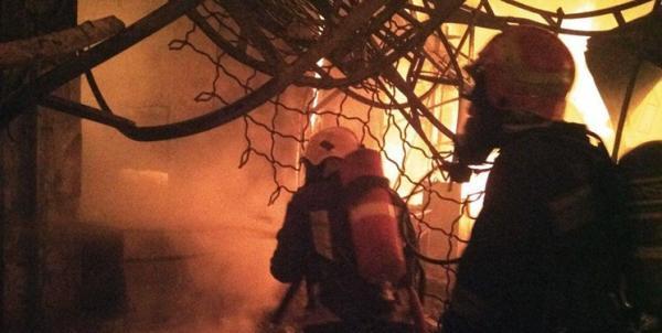 آتشسوزی در یک مرکز خرید در هند,اخبار حوادث,خبرهای حوادث,حوادث امروز