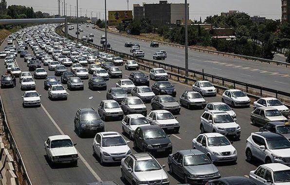 آخرین وضعیت راهها و جادههای کشور,اخبار اجتماعی,خبرهای اجتماعی,وضعیت ترافیک و آب و هوا