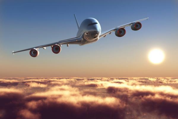 سازمان هواپیمایی: حریم هوایی ایران برای پروازهای عبوری امن است