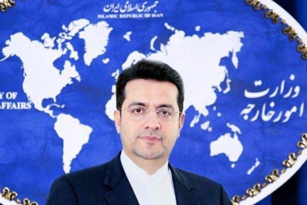 واکنش وزارت خارجه به درخواست آمریکا برای مذاکره بدون پیششرط