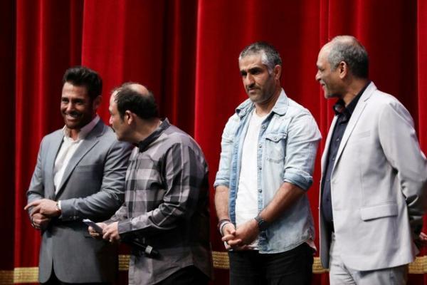 مراسم افتتاحیه فیلم سینمایی ما همه با هم هستیم,اخبار فیلم و سینما,خبرهای فیلم و سینما,سینمای ایران
