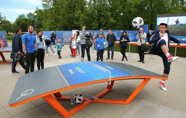 افتتاح پارک ویژه فوتبال در سن پترزبورگ,اخبار فوتبال,خبرهای فوتبال,جام ملت های اروپا