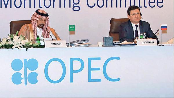 وزرای نفت روسیه وعربستان در اوپک,اخبار اقتصادی,خبرهای اقتصادی,نفت و انرژی