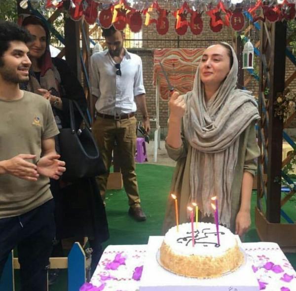 تولد هانیه توسلی,اخبار هنرمندان,خبرهای هنرمندان,بازیگران سینما و تلویزیون