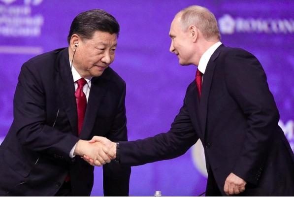 قررداد ولادیمیر پوتین و شی جین پینگ برای جایگزینی اندروید هوآوی,اخبار دیجیتال,خبرهای دیجیتال,شبکه های اجتماعی و اپلیکیشن ها