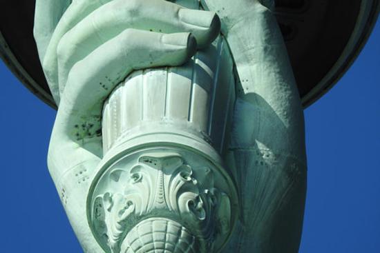 مجسمه آزادی آمریکا,اخبار جالب,خبرهای جالب,خواندنی ها و دیدنی ها