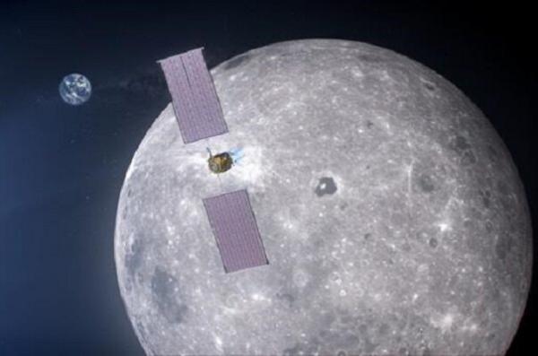 ماموریت جدید ناسا برای اعزام فضانورد به ماه,اخبار علمی,خبرهای علمی,نجوم و فضا