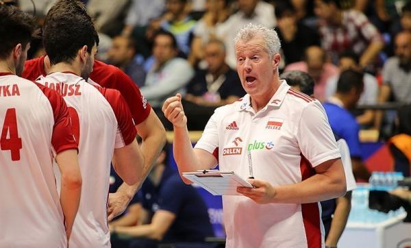 سرمربی تیم والیبال لهستان,اخبار ورزشی,خبرهای ورزشی,والیبال و بسکتبال