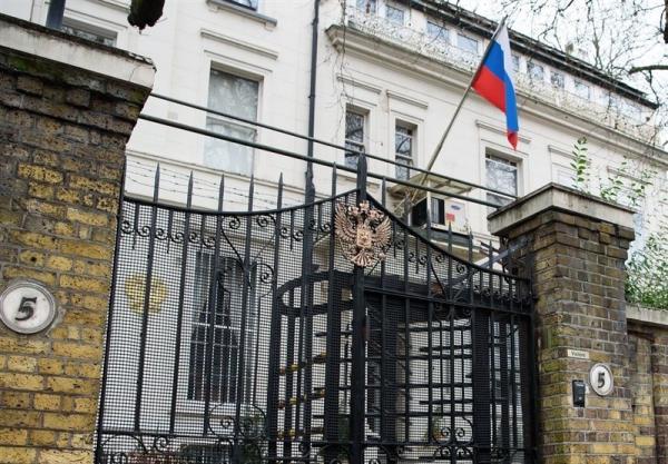 سفارت روسیه در لندن,اخبار سیاسی,خبرهای سیاسی,سیاست خارجی