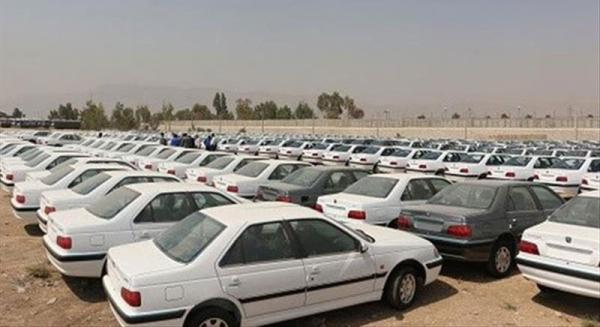 پارکینگ های ایران خودرو,اخبار خودرو,خبرهای خودرو,بازار خودرو