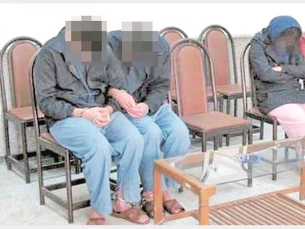 دستگیری اعضای باند آدم ربایی تهران,اخبار حوادث,خبرهای حوادث,جرم و جنایت