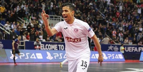 حسین طیبی,اخبار فوتبال,خبرهای فوتبال,فوتسال