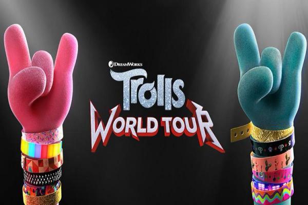 انیمیشن Trolls World Tour,اخبار فیلم و سینما,خبرهای فیلم و سینما,اخبار سینمای جهان