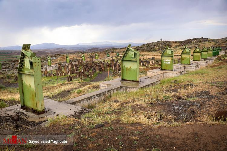 تصاویر محوطه باستانی شهر یئری, تصاویر منطقه باستانی مشکین شهر اردبیل,عکس های شهریئری در اردبیل