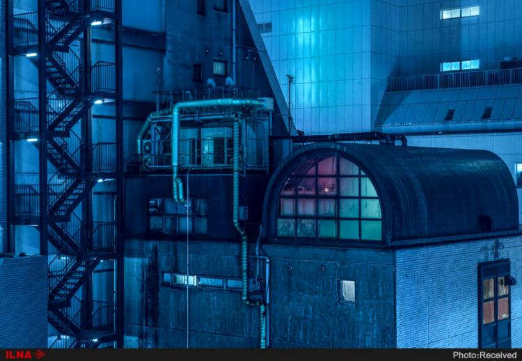 تصاویر ساختمانهای عجیب در توکیو,عکس های ساختمانهای عجیب در توکیو,تصاویر ساختمانهای عجیب