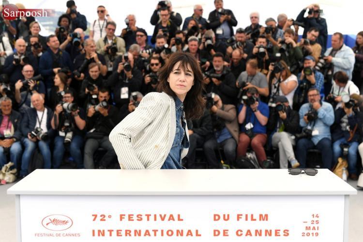 تصاویر جشنواره فیلم کن 2019,عکس های بازیگران در جشنواره فیلم کن 2019,عکس برد پیت در جشنواره فیلم کن 2019