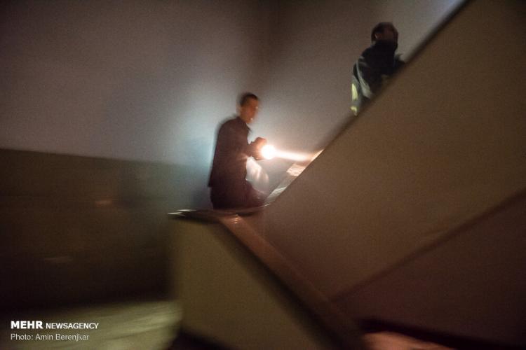 تصاویر آتش سوزی در سینما بهمن شیراز,عکس های آتش سوزی در سینما بهمن شیراز,تصاویر آتش سوزی