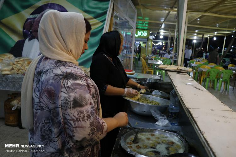 تصاویر فلافل بندری,عکس های فلافل بندری,تصاویر فلافل بندری در ایران