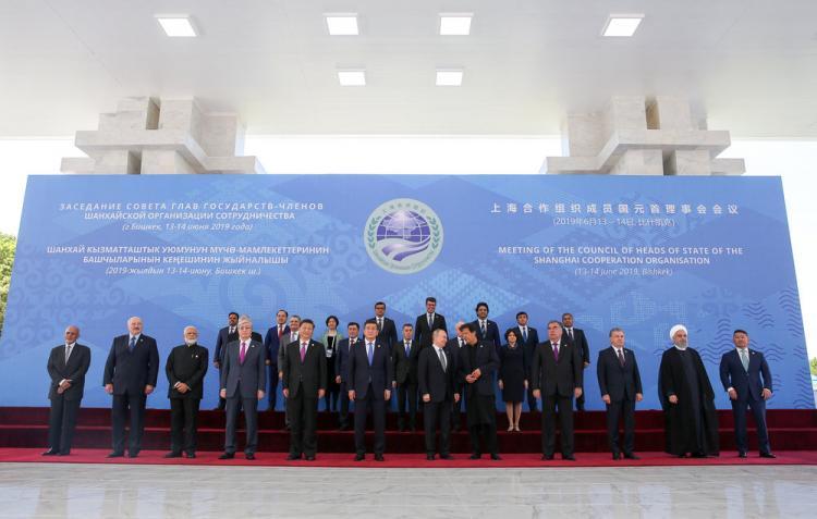 تصاویرحسن روحانی در اجلاس سازمان همکاری شانگهای,عکس های حسن روحانی در اجلاس سازمان همکاری شانگهای,تصاویراجلاس سازمان همکاری شانگهای