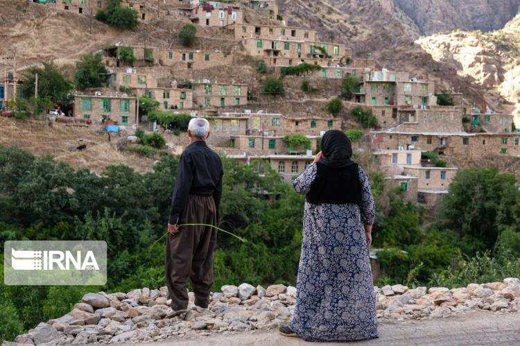 تصاویر روستای هورامان,عکس های مردمان هورامان,تصاویر ارتفاعات اورامانات