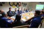 جلسه کمیسیون ورزشکاران کمیته ملی المپیک,اخبار ورزشی,خبرهای ورزشی, مدیریت ورزش