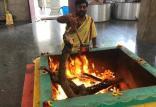 راهبان هندی,اخبار جالب,خبرهای جالب,خواندنی ها و دیدنی ها