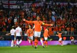 دیدار تیم ملی هلند و انگلیس,اخبار فوتبال,خبرهای فوتبال,جام ملت های اروپا