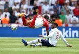 دیدار تیم ملی انگلیس و سوئیس,اخبار فوتبال,خبرهای فوتبال,جام ملت های اروپا