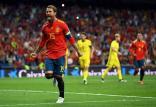 تیم ملی اسپانیا,اخبار فوتبال,خبرهای فوتبال,جام ملت های اروپا