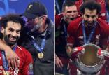محمد صلاح و یورگن کلوپ,اخبار فوتبال,خبرهای فوتبال,لیگ قهرمانان اروپا