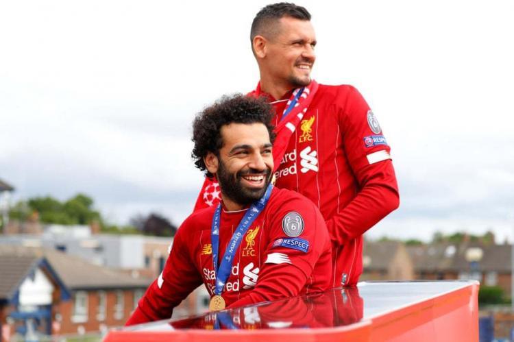 تصاویر استقبال مردم لیورپول از تیم خود,عکس های قهرمان لیگ اروپا,تصاویر یورگن کلوپ