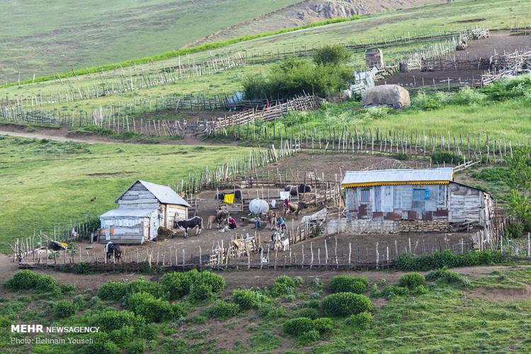 تصاویر مناطق ییلاقی ایران,تصاویر مناطق ییلاقی دریاچه نئور, تصاویر مناطق ییلاقی سوباتان