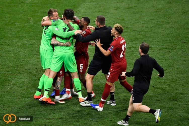 تصاویر دیدار تیم لیورپول و تاتنهام,عکس فینال لیگ قهرمانان اروپا,تصاویر محمد صلاح