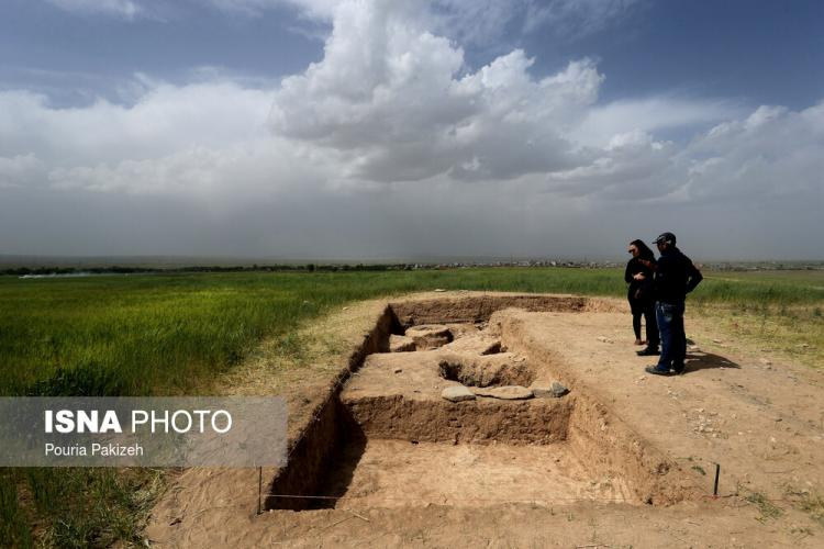 تصاویر شهر زیرزمینی در صالح آباد,عکس های شهر صالح آباد,تصاویر کشف شهر زیرزمینی در صالح آباد