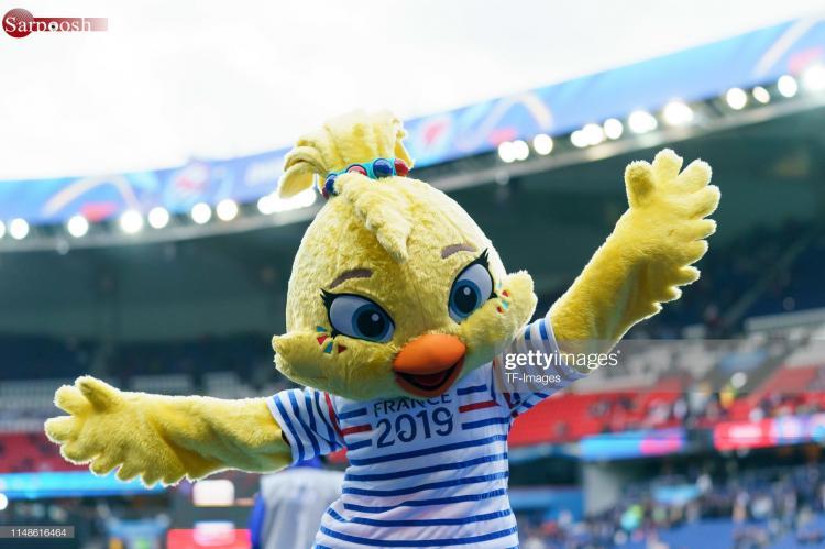 تصاویر جام جهانی فوتبال زنان 2019,عکس های جام جهانی بانوان 2019,عکس تماشاگران جام جهانی بانوان 2019