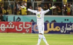 علیرضا بیرانوند,اخبار فوتبال,خبرهای فوتبال,نقل و انتقالات فوتبال